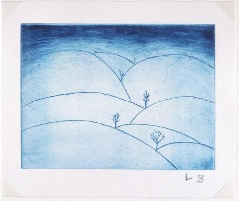 , 'Hills,' 2003, Galerie Maximillian