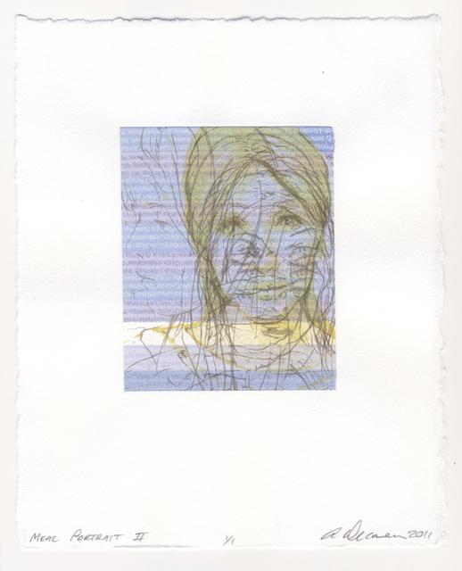 , 'Meal Portrait II,' 2011, SHIM Art Network
