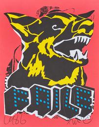 Faile Dog (Blacklight)