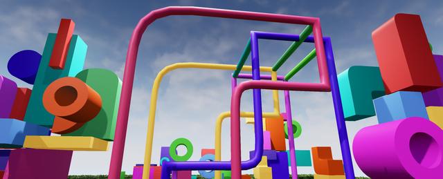 , 'Interacta / Visual System,' 2016, Fort Worth Contemporary Arts