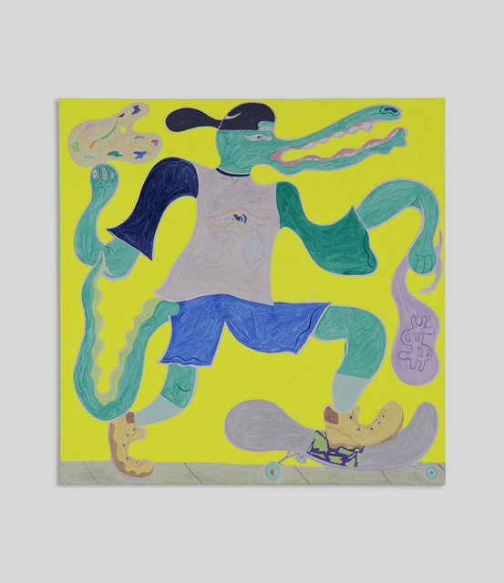 , 'BAGZ & BONEZ,' 2015, David Risley Gallery