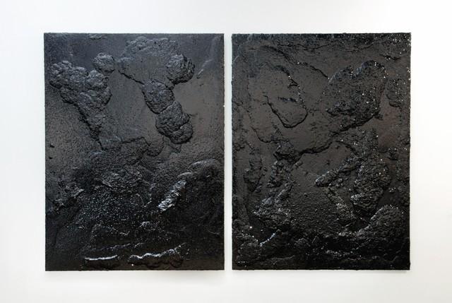 :mentalKLINIK, 'DARK MATTERS, (B_1503 & B_1504)', 2015, Galerist