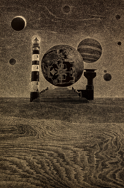 , 'Secrets of the Sand, Ed of 30 ,' 2016, John Martin Gallery