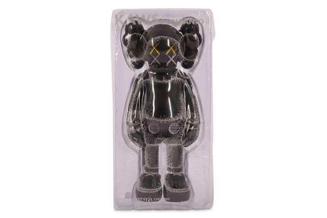 KAWS, 'Companion - Black', 2016, Chiswick Auctions