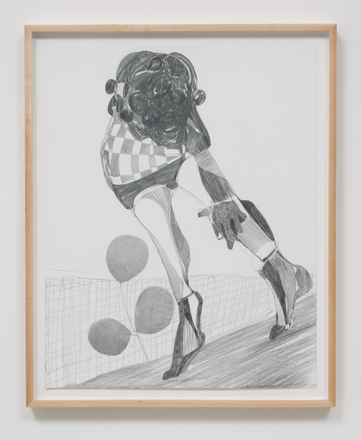 , 'Graphite Drawing #11,' 2014, Susanne Vielmetter Los Angeles Projects