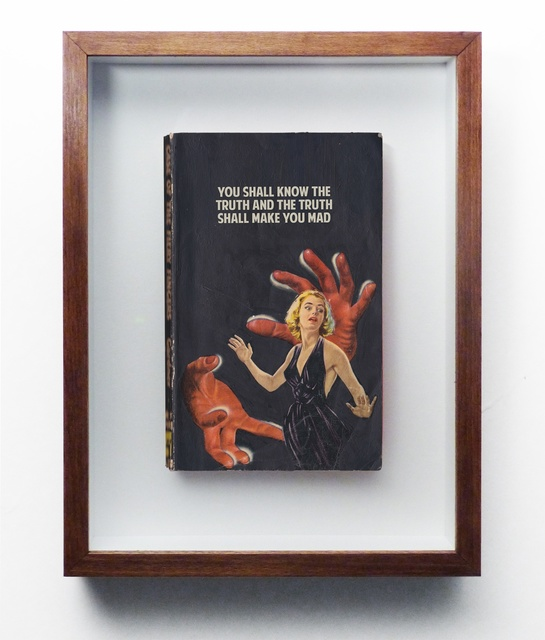 , 'You Shall Know the Truth,' 2016, Nanda Hobbs Contemporary