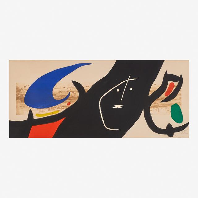 Joan Miró, 'Maja Negra', 1973, Rago