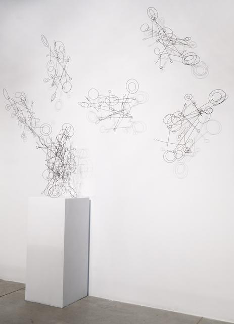 """Máximo González, 'Del proyecto """"Pulsión"""" (Drive Theory)', 2018, GALERÍA ETHRA"""