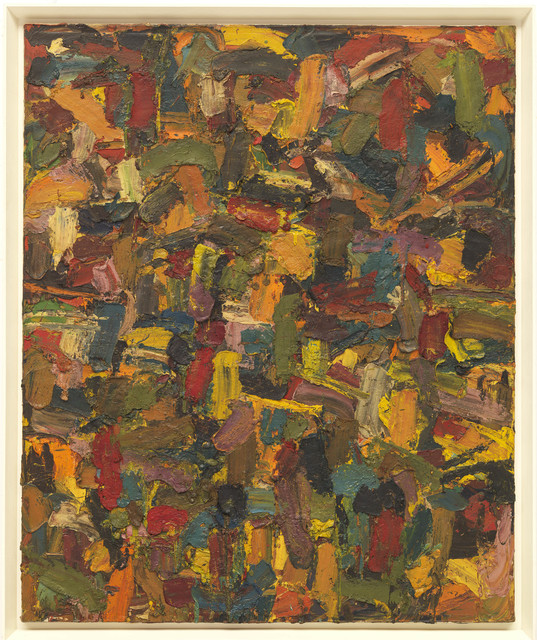 , 'Untitled,' 1954, Al Held Foundation