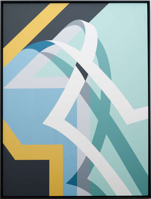 Tavar Zawacki aka ABOVE, 'Beautiful Decay (Mint)', 2018, Die Kunstagentin
