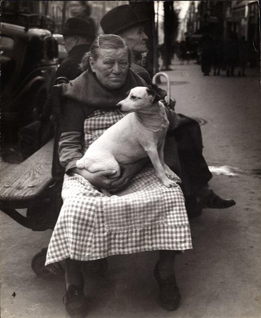 Edouard Boubat, 'Avenue de Clichy, Paris', 1948/1948, Contemporary Works/Vintage Works
