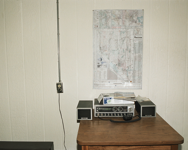 , 'CB Radio,' 2009-2012, Weiss Katz Gallery