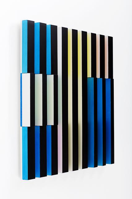 , 'TRIPLE,' 2016, Galleri Format Oslo