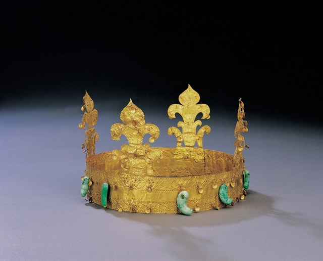 , 'Crown and Ornaments,' Gaya, 5th , 6th century, Leeum, Samsung Museum of Art