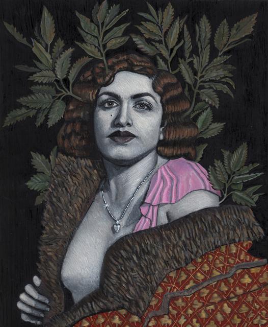 Soheila Sokhanvari, 'Daphne', 2019, Kristin Hjellegjerde Gallery