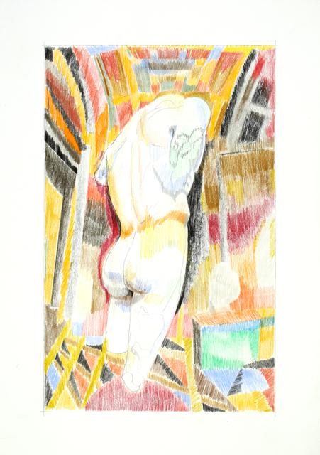 , 'Doryphoros in glory,' 2016, Galerie Krinzinger