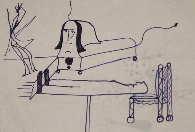 Santiago García Sáenz, 'Untitled', circa 1974-1982, Hache Gallery