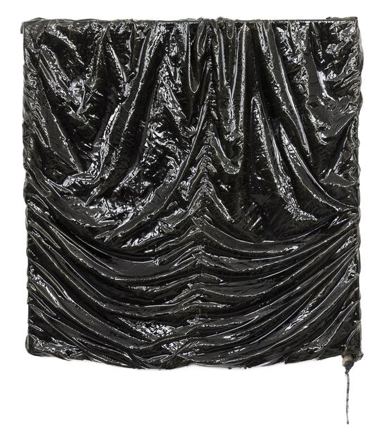 , 'Parachute Painting #24,' 2015, Galerie Clemens Gunzer