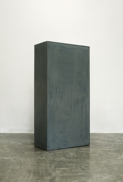 , '纪念碑_档案柜-半⾯侧 / File Cabinet- Profile,' 2010, Shanghai Gallery of Art