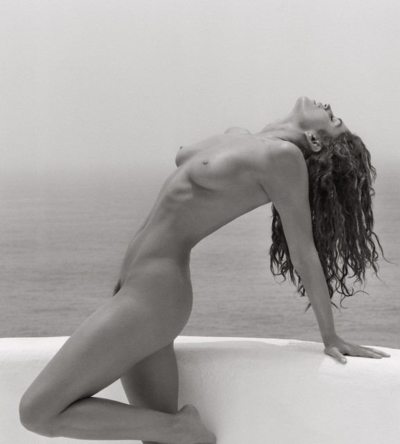 , 'Cindy Crawford 1, Costa Careyes,' 1989, Fahey/Klein Gallery