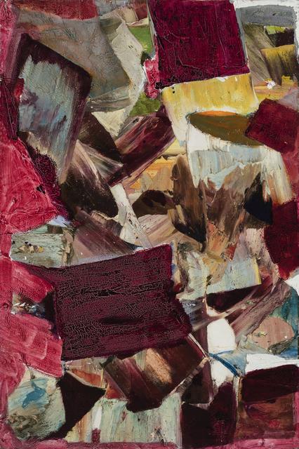 , 'Sans titre - no.8 ,' 1960, Galerie Simon Blais
