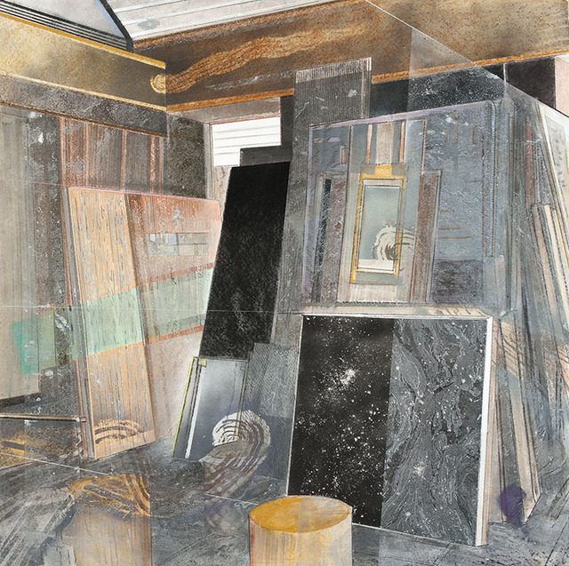 , 'Studio As Observatory,' 2015, Art First