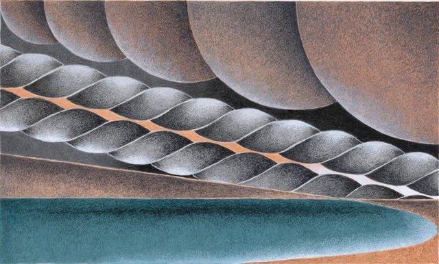 , 'Constable Study VI,' 2011, Louis Stern Fine Arts