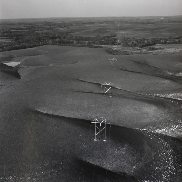 Terry Evans, 'East of Matfield Green, Chase County, Kansas,' 1994, Yancey Richardson Gallery