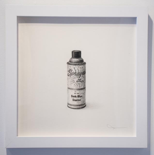 , 'Sprayon-Self Spraying,' 2017, Vertical Gallery