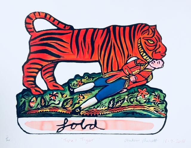 , 'Tipu's Tiger,' 2018, Rebecca Hossack Art Gallery