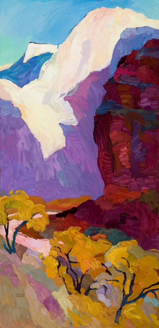 , 'Spirits of the Canyon,' 2018, Paul Scott Gallery & galleryrussia.com