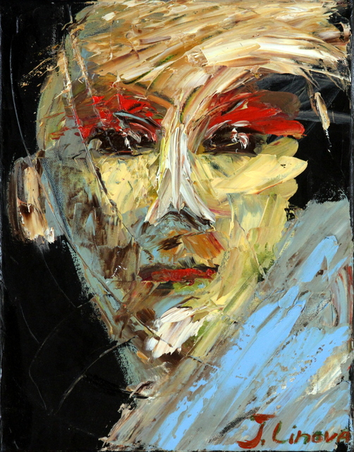 , 'Transgender Buddhist,' 2018, Bitfactory Gallery