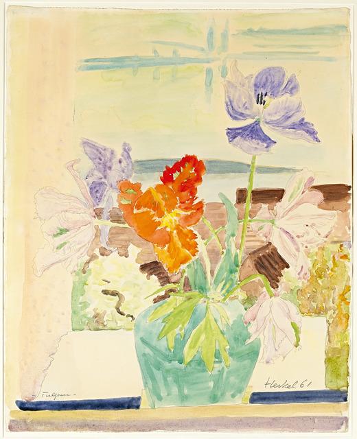 , 'Tulpen,' 1961, Galerie Herold