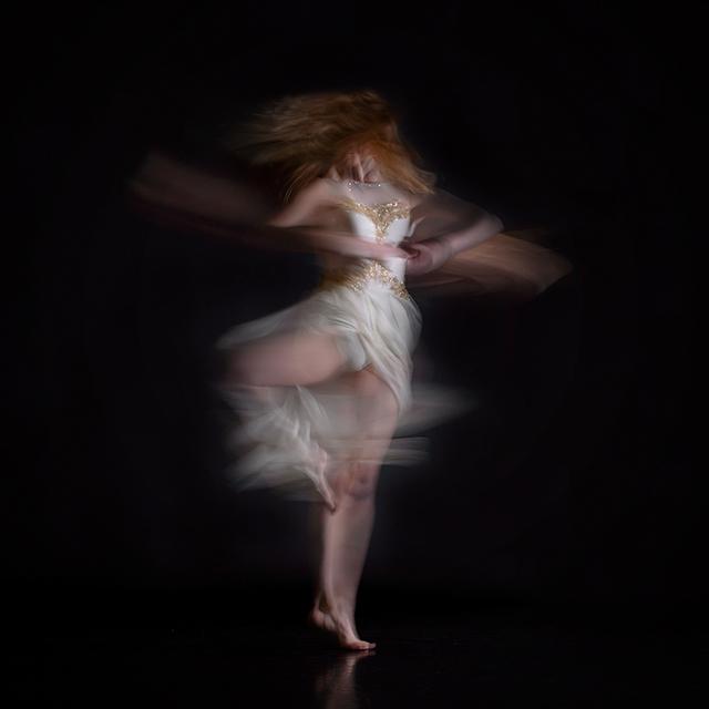 Lora Moore, 'Lyrical Twirl 1', 2019, Petroff Gallery