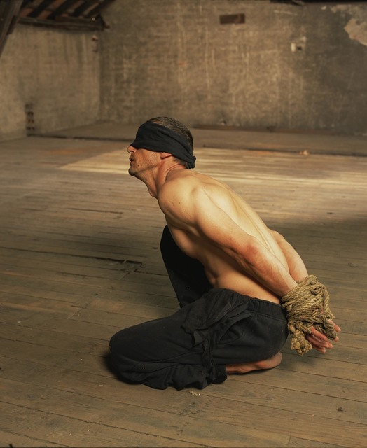 Andres Serrano, 'Untitled XIII, (Torture)', 2015, Alfonso Artiaco