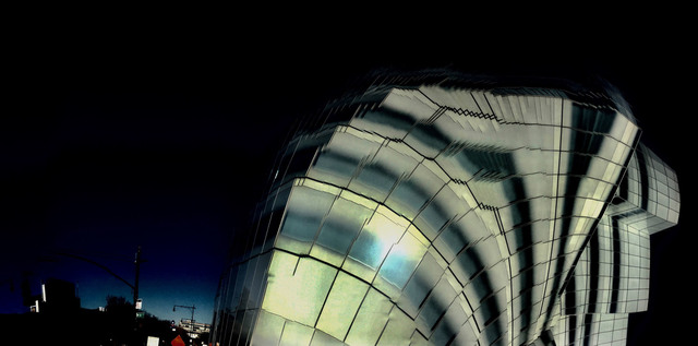 Richard Raderman, 'Frank Gehry IAC Building', Soho Photo Gallery