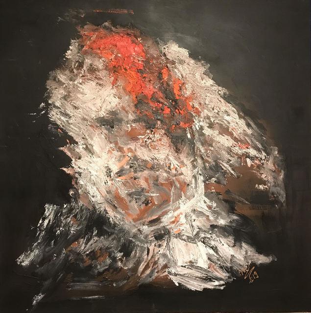 Mihaela Luca, 'Destructive thoughts', 2019, Galerie Sonia Monti