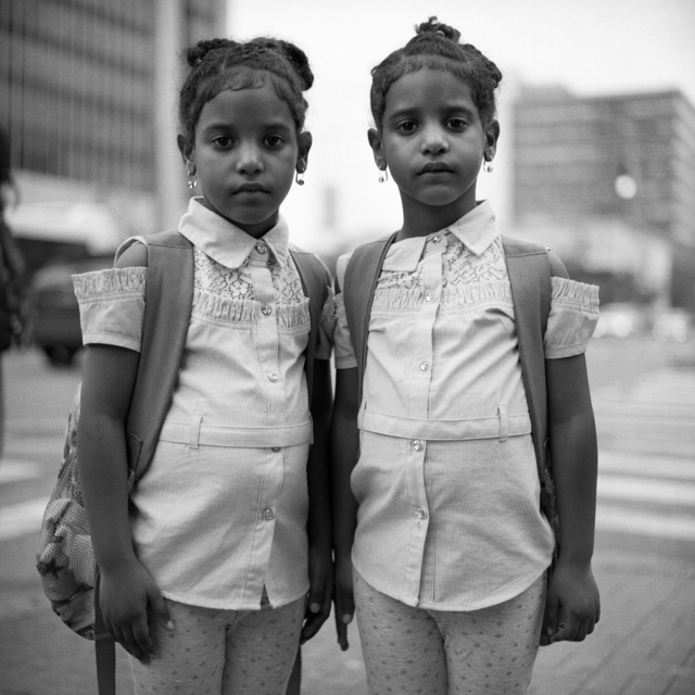 , 'Harlem Twins,' 2018, Brannan Mason Gallery