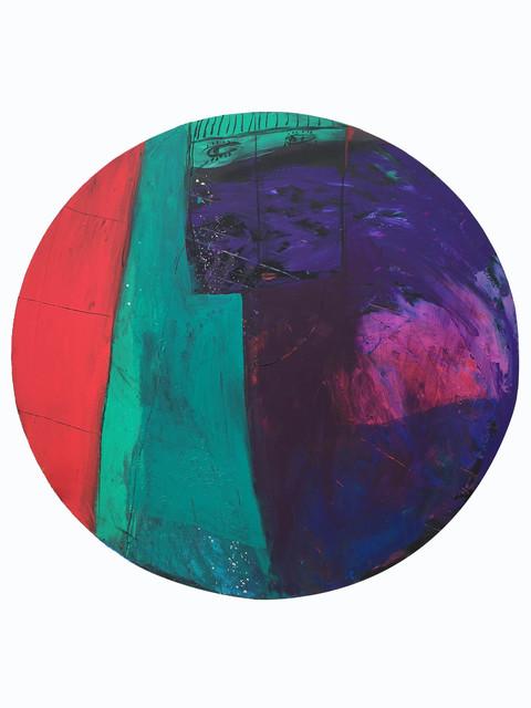 , 'Om Battola 3,' 2016, al markhiya gallery