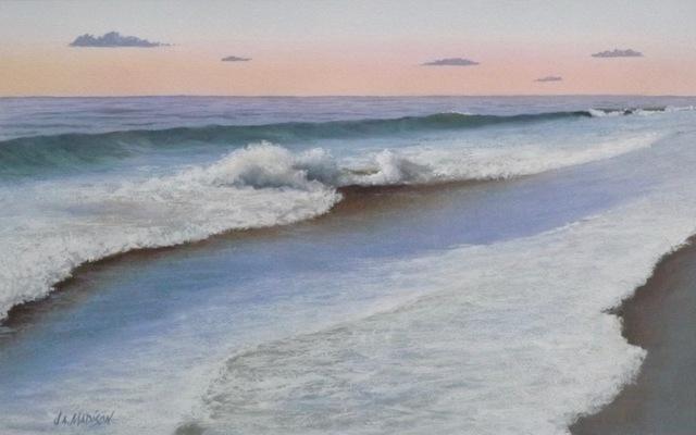 , 'Morning Surf,' , Peninsula Gallery