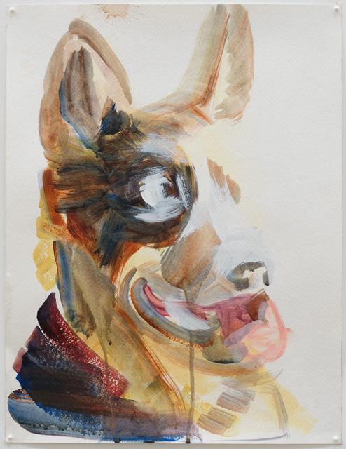 , 'Cattle Dog,' 2013, Rosamund Felsen Gallery