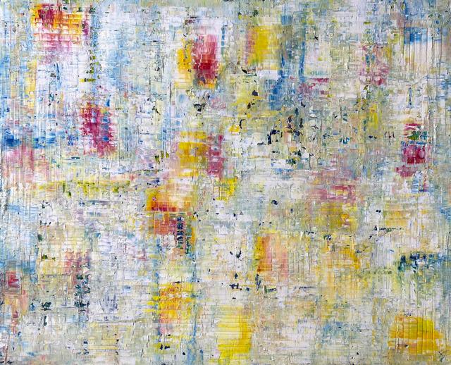 Sassan Behnam-Bakhtiar, 'Jardin d'Amour', 2020, Painting, Oil on canvas, SETAREH