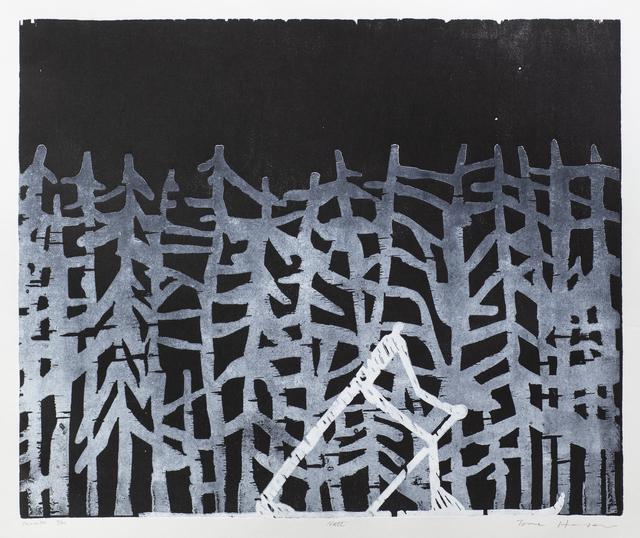 , 'Night,' 2019, Kunstverket Galleri