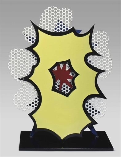 Roy Lichtenstein, 'Desk Explosion', Christie's