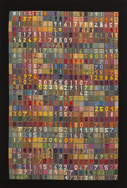 , 'Fibonacci,' 2015, MARSO