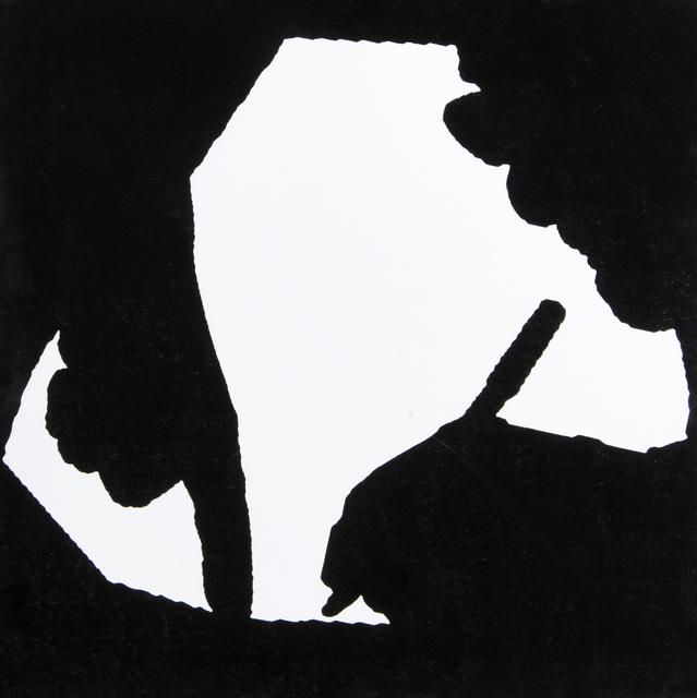 Seth Price, 'Writing', 2009, Print, UV curing ink print on dibond, Tate Ward Auctions