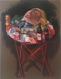 , 'Sacrifice,' 2017, Denise Bibro Fine Art