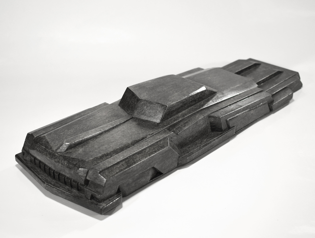 , 'Convertible - Charcoal ,' , Modernist Frontier