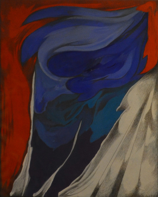 , 'Peacock,' 1987, Anita Shapolsky Gallery