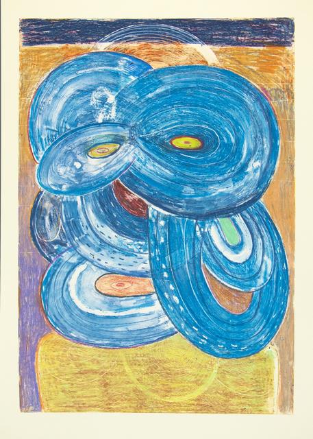 , 'Pile,' 2015, Manneken Press